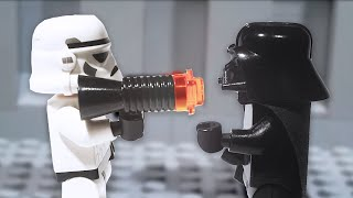 LEGO Star Wars - Never Mess with Darth Vader