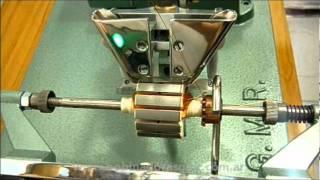 getlinkyoutube.com-Bobinadora G.M.R Modelo I.77 con parada automatica (Rotores/Inducidos)