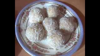 getlinkyoutube.com-пирог кокосовый ; кокосовые сладкие шарики