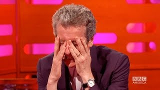 getlinkyoutube.com-PETER CAPALDI's Most Embarrassing DOCTOR WHO Fan Club Letters - The Graham Norton Show BBC AMERICA