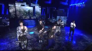 getlinkyoutube.com-SBS인기가요 EXO-K [History](667회)