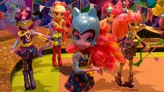 getlinkyoutube.com-New My Little Pony toys from Toy Fair 2015 - Equestria Girls, Friendship Games, Playskool