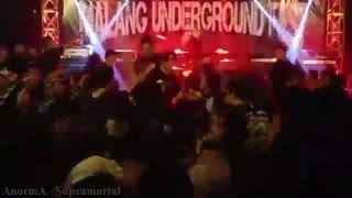Anorma - Supramortal live at Malang Underground Fest 1