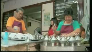 getlinkyoutube.com-Putu Piring Melaka 馬六甲狀元糕。