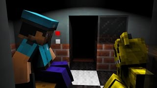 getlinkyoutube.com-Minecraft Mods : LUCKY BLOCK BOSS CHALLENGE -  The Puppet & Chica!