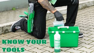 getlinkyoutube.com-Traditional Window Cleaning: Know Your Tools – Tutorial Video 1 - UNGER