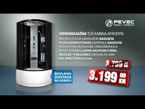 Pevec TV spot 2, ponuda vrijedi od 21.04. do 04.05.2011.