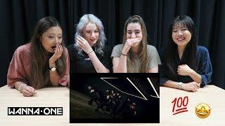 [MV REACTION] BOOMERANG (부메랑) - WANNA ONE | P4pero Dance