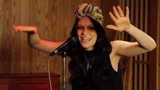 getlinkyoutube.com-Jessie J covers Michael Jackson's Rock With You