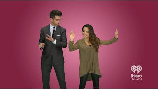 "getlinkyoutube.com-Becky G Dance Tutorial - ""Shower"" & ""Can't Stop Dancing"""