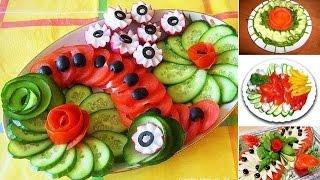 getlinkyoutube.com-Predjelo - Dekoracija - Food ideas