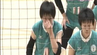 getlinkyoutube.com-春高バレー・東京都代表決定戦 2012 2/1