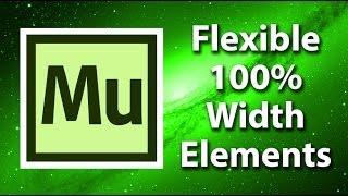 getlinkyoutube.com-Adobe Muse CC Tutorial - 100% Flexible Width Elements