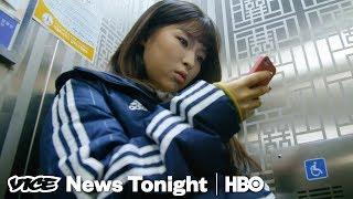 North Korean Defectors Are Social Media Stars (HBO)