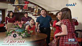 Buena Familia: Nagdaramdam si Celine