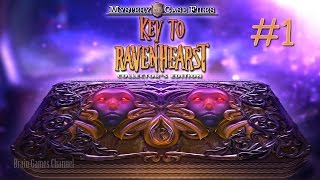 Mystery Case Files 12: Key to Ravenhearst Walkthrough | Part 1
