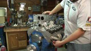 getlinkyoutube.com-How to Find Top Dead Center on a Chevy Small Block Motor Video - Pep Boys