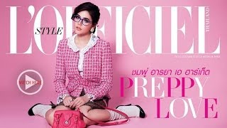 "getlinkyoutube.com-L'Officiel Thailand - ""My Material World"" with Araya A. Hargate (Chompoo) - ชมพู่ อารยา"