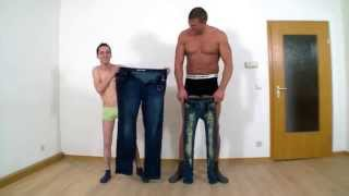 Giant Bodybuilder Compare Lift and Carry Strength - Giant Tube - Giant Super Video Vol.2