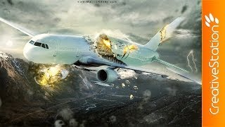 getlinkyoutube.com-Turbulence - Speed art ( #Photoshop ) | CreativeStation