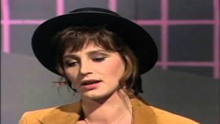 getlinkyoutube.com-Günther Jauch - Gespräch mit Christiane F. 1989