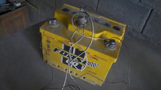 getlinkyoutube.com-Как подключить через реле 12в: сигнал, противотуманки, ходовые огни..