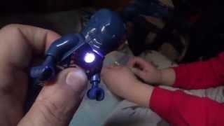 getlinkyoutube.com-china 아이언맨 가슴에 불이 들어오는 레고 짝퉁 장난감 피규어 제품 개봉기