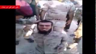getlinkyoutube.com-Iraqi army caught a Chechen mercenary that cannot even speak Arabic, but came to kill  28 11 14