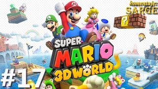 getlinkyoutube.com-Zagrajmy w Super Mario 3D World odc. 17 - KONIEC GRY [Świat 12 / World 12 / 100%]
