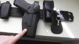 getlinkyoutube.com-Corrections / Prison Officer Duty Belt