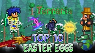 Terraria Top 10 Hidden Easter Eggs You Probably Don't Know Ios/Android 1.2.4 2016