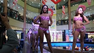 getlinkyoutube.com-SEXY FILIPINAS ~ 2016 Miss Iloilo Paraw Regatta swimsuit competition ~ Iloilo City, Philippines