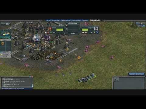 War Commander, How to capture Giant Thorium Deposit, KAD_Corp