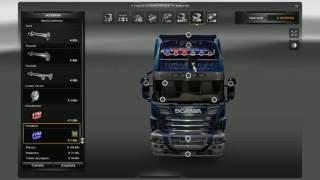 getlinkyoutube.com-New neon mod ETS2