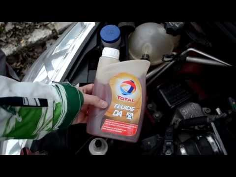 Weekly Checks Ep. 3 - Power steering fluid level Peugeot ...