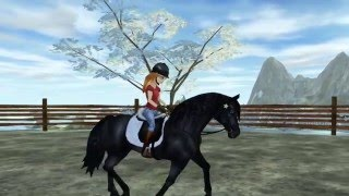 getlinkyoutube.com-Ostwind/Musikvideo (Star Stable) 200 Abonnenten Special :D