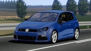 getlinkyoutube.com-Volkswagen Golf R 2012 drive (Links) - Racer: free game