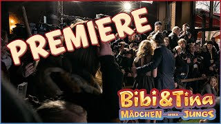 getlinkyoutube.com-BIBI & TINA 3 - Die Welt-Premiere in Berlin - Mädchen Gegen Jungs