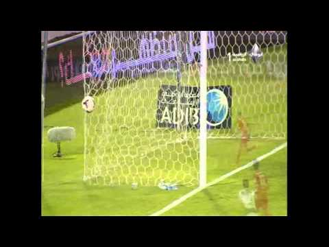 EMIRATES VS JAZIRA AGL ROUND 23 SEASON 2013 -14(الإمارات - الجزيرة)