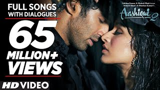 getlinkyoutube.com-Aashiqui 2 All Video Songs With Dialogues | Aditya Roy Kapur, Shraddha Kapoor