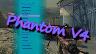 getlinkyoutube.com-[MW2/1.14] Phantom V4 Patch/Backup Menu[NO JB] by Rise&Ale