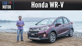 Honda WR-V 2017 - La más espaciosa de su categoría