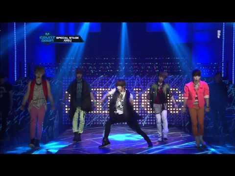 120419 Mnet M!CountDown SHINee-Stranger
