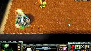getlinkyoutube.com-Warcraft III The Frozen Throne: Bleach vs One Piece [PART 2]