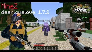 getlinkyoutube.com-Minecraft เซิฟ Dearlovelove : แนะนำเซิฟ MineZ มีไอรอนแมนสะด้วย [1.7.2]- Rivth28
