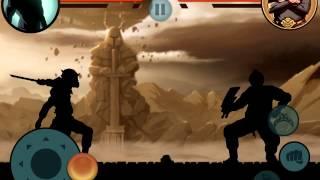 getlinkyoutube.com-Shadow Fight 2 — Gates of Shadows -Eclipse Mode