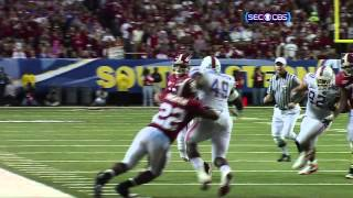getlinkyoutube.com-2009 SEC Championship - #2 Alabama vs. #1 Florida (HD)