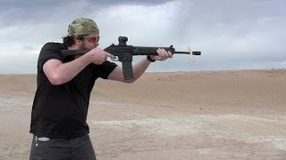 getlinkyoutube.com-Kel-Tec SU-16c 5.56 Rifle Review