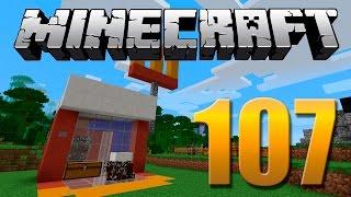 getlinkyoutube.com-Farm de Couro - Minecraft Em busca da casa automática #107.