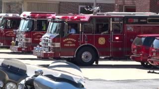 getlinkyoutube.com-Hershey Fire Department Rescue Responding 2014